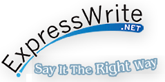 Express Write by Jeff Gibbons